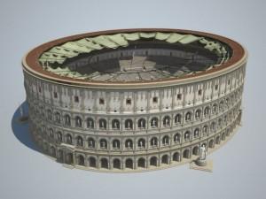 Colosseum New Undamaged