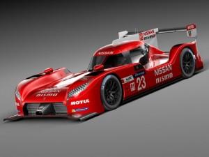 Nissan GTR LM Nismo Race car 2015