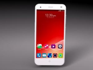 ZTE S6 Blade smartphone