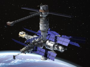 MIR Space Station Complex