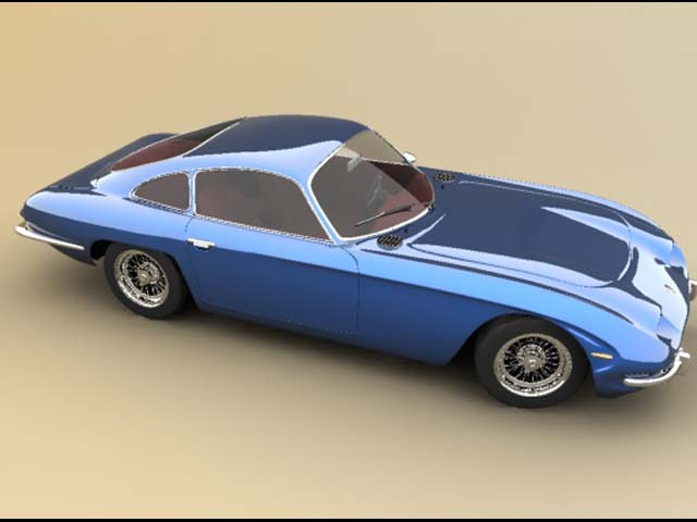 Delicieux Lamborghini 350 GT. Remove Bookmark Bookmark This Item