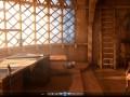 Old Ship Cabin