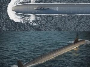 Virginia submarine