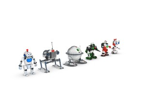 Funny Robots Pack 2