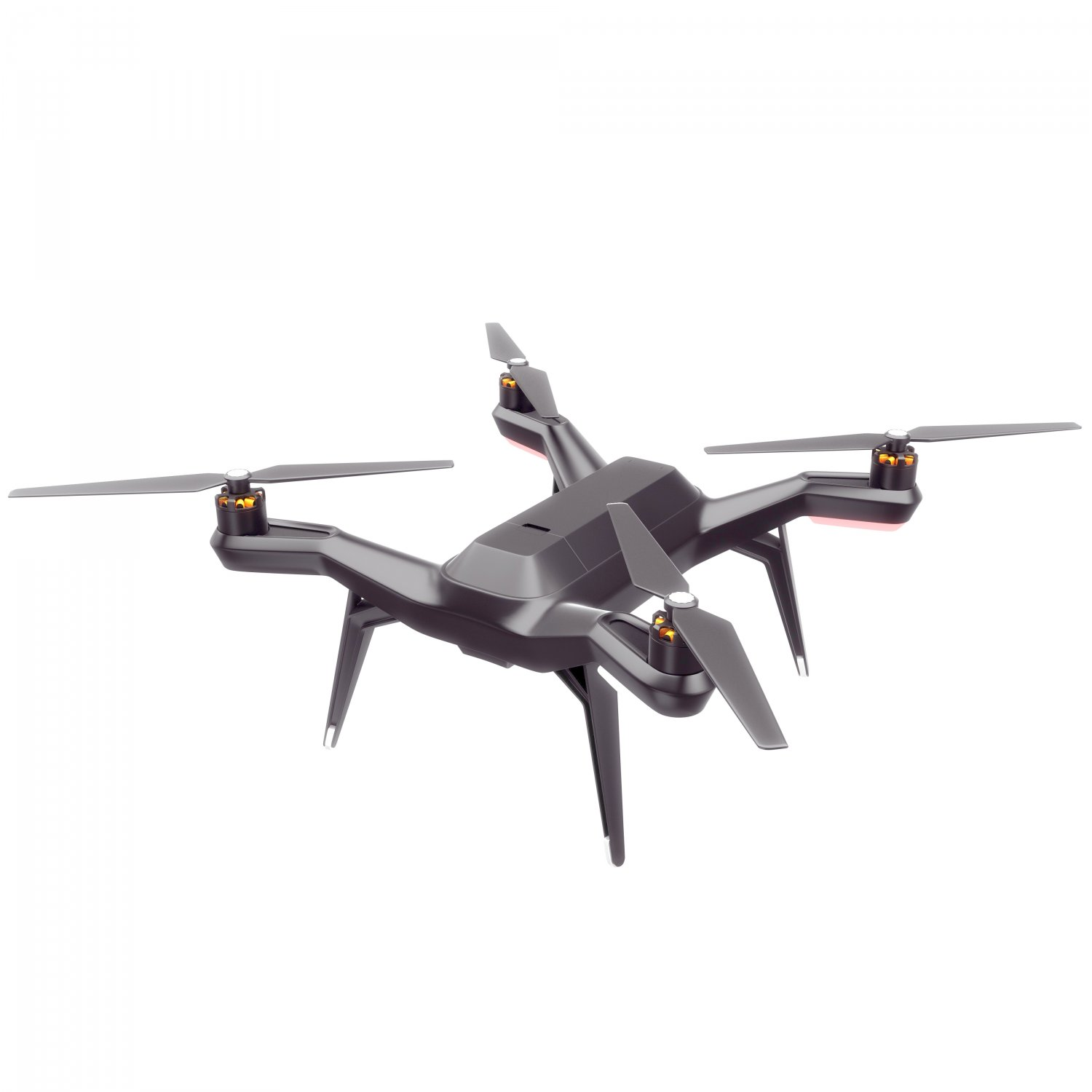 3DR solo quadcopter drone 3d model 3D Model in Helicopter 3DExport