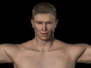 Anatomic man