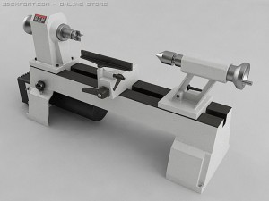 Variable Speed Mini Lathe