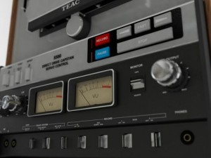 Teac 5500 Reel to Reel Player