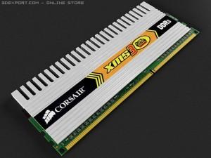 XMS DDR3 DHX Ram
