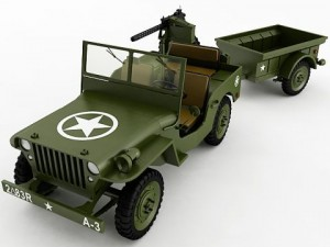 Willys Jeep Collection