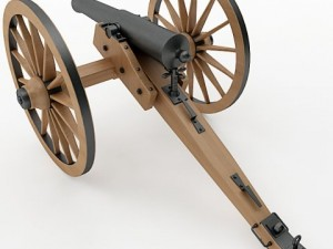 Napoleon Model 1841 6 pounder