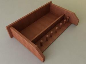 Shaker Style Shelf