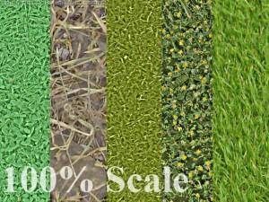 HighRes Grass Textures