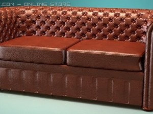 Divan (sofa) Chesterfield