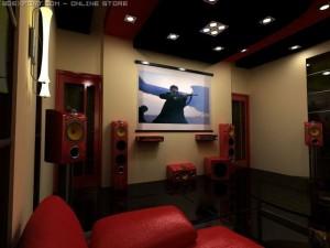 Private Cinema Hall