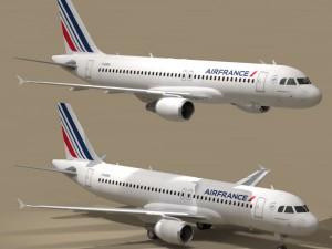 A320-200 airfrance