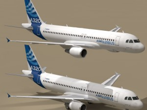 A320-200 airbus