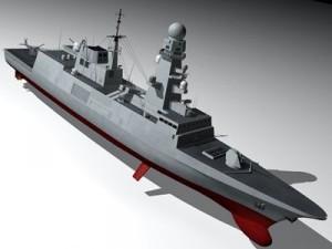 FREMM multipurpose frigate