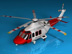 AW139 coastguard