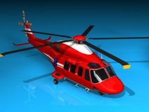 AW 139 air ambulance