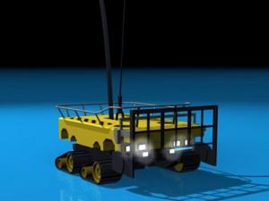 Seafloor ROV