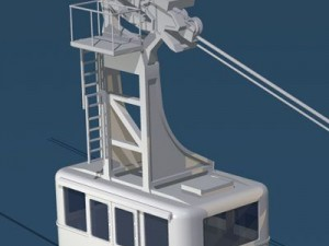 Cableway wagons