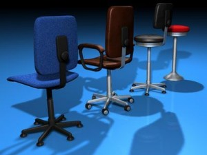 Office chairs collection