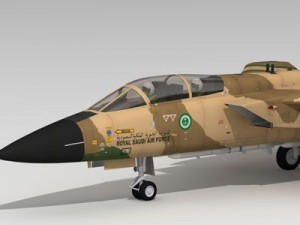 Tornado ADV RSAF