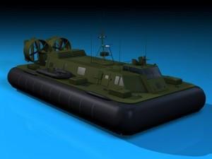 Army hovercraft