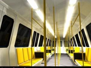 Subway train 2