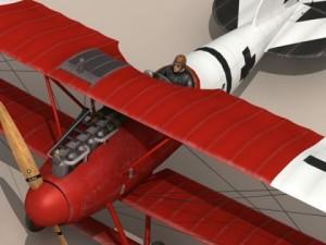 Albatros DVa jasta 18