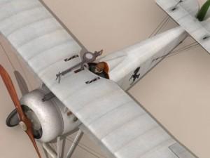 Nieuport 17 Baracca