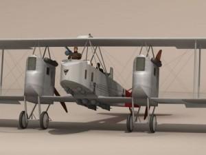 Gotha GIV Bomber