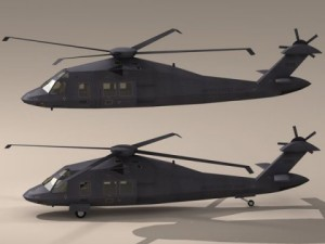 MH60 Stealth Blackhawk
