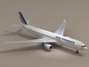 Airbus A330200 Air France