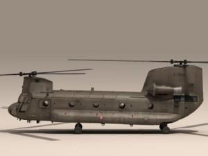 CH47 Esercito Italiano Helicopter