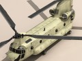 CH47 US Army Desert Helicopter
