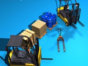 Forklift collection