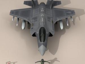 F 35 a  usaf