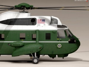 VH3D Marine One