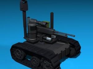Army recon robot