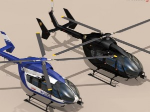 EC145 law enforcement