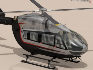 EC145 air executive