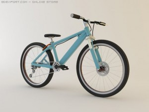 Duncon Pitbul mountain bike