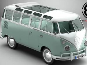 Volkswagen Type 2 Samba 1963