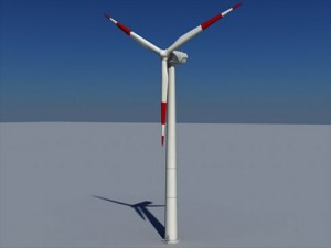 Wind Turbine Land