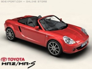 Toyota MR2MRS