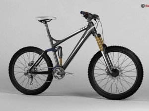 Generic Mountain Bike