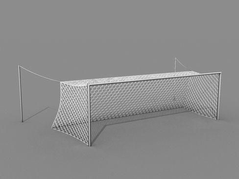 Soccer Stadium 3D Model in Stadium 3DExport