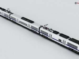 Generic Commuter Train